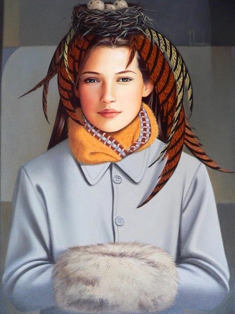 Πίνακας: Ginette Beaulieu