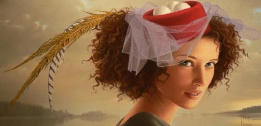Πίνακας: Ginette Baulieu