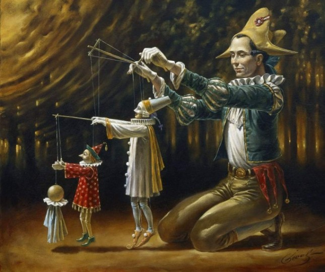Michael Cheval 61fbkju0