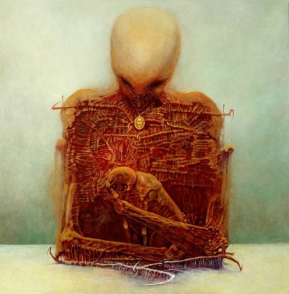 beksinski untitled-252