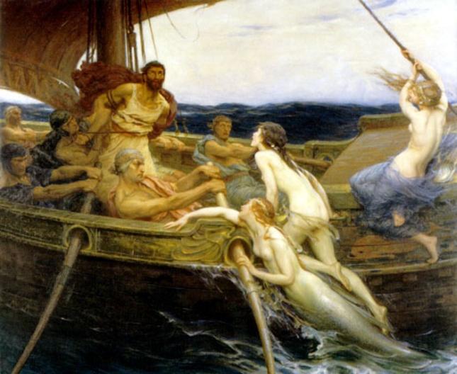Draper_Herbert_James_Ulysses_and_the_Sirens