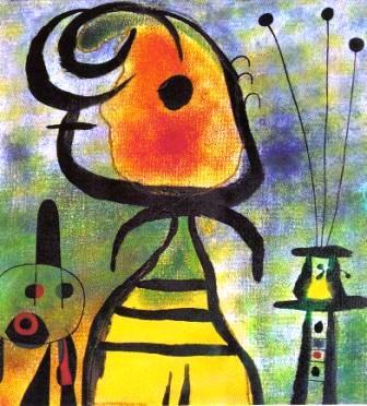 miro Nino-y-Gato-Joan-Miro