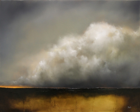 Adam Hall 30x24 gold leaf website
