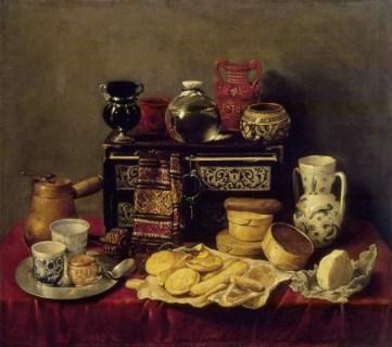 Antonio de Pereda siftingthepast_still-life-with-an-ebony-chest_pereda_1652