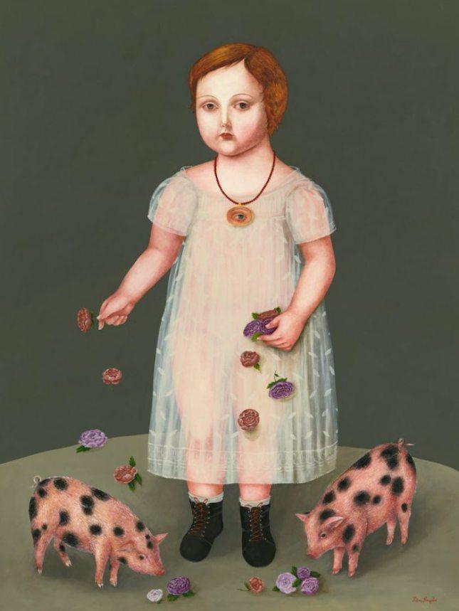 Ζωγραφική, Fatima Ronquillo