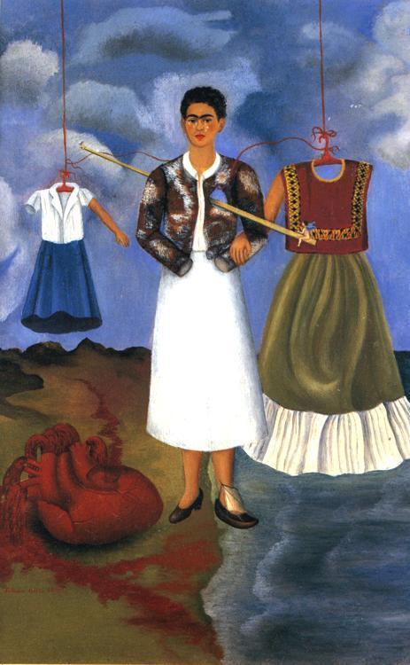 Ζωγραφική: Frida Kahlo