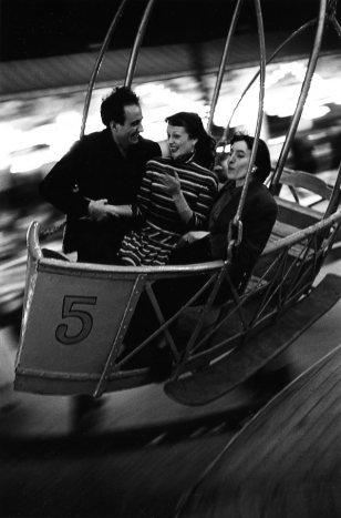 robert doisneau diaporama,496-Foire-du-Trone-1953