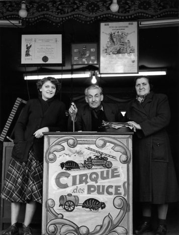 robert doisneau diaporama,498-La-famille-Wagner,avril-1950