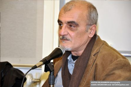 Oμιλία, Πάνος Σταθόγιαννης: To Τραγούδι του λύγκα, Ιανουάριος 2012