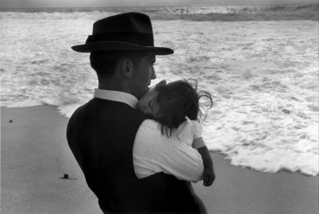 NAZARE, PORTUGAL, 1956