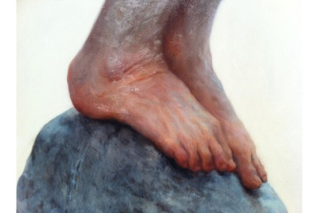 aleah Chapin This-and-That-2012-Oil-on-canvas-30-x-30-inches