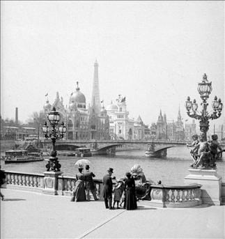 PARIS - EXPOSITION UNIVERSELLE