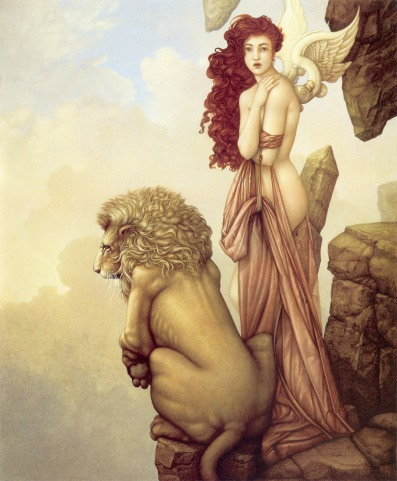 Michael parkes _the_last_lion